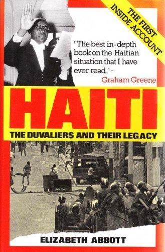 9780709041993: Haiti: Duvaliers and Their Legacy
