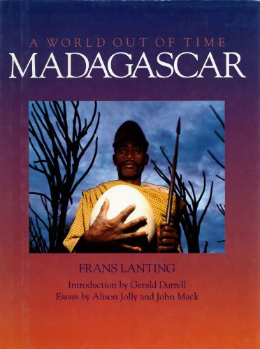 9780709043782: Madagascar: A World Out of Time