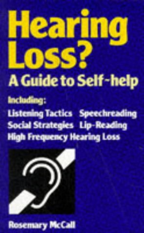 9780709043935: Hearing Loss?: A Guide to Self-help