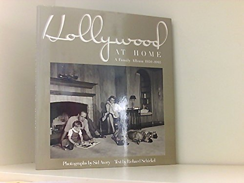 9780709046028: Hollywood at Home: A Family Album, 1950-65