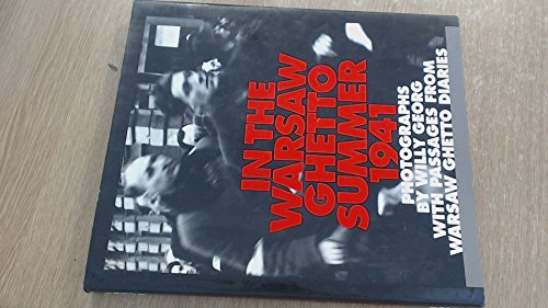 9780709051985: In the Warsaw Ghetto: Summer, 1941