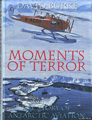 9780709053095: Moments of Terror