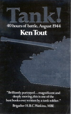 9780709055839: Tank!: 40 Hours of Battle, August 1944