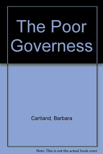 9780709057208: The Poor Governess