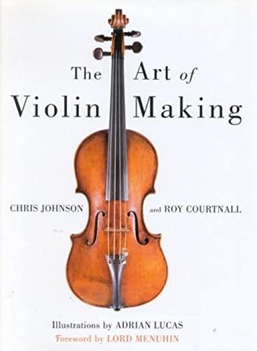 9780709058762: The Art of Violin Making