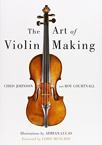 9780709058762: The Art of Violin Making
