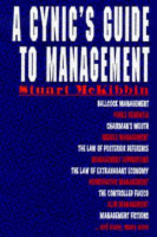 9780709062493: A Cynic's Guide to Management