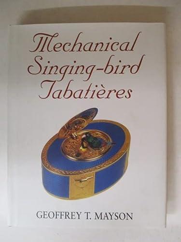 9780709063032: Mechanical Singing-Bird Tabatieres