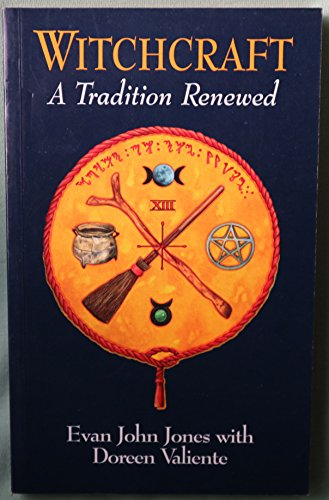 9780709065210: Witchcraft: A Tradition Renewed