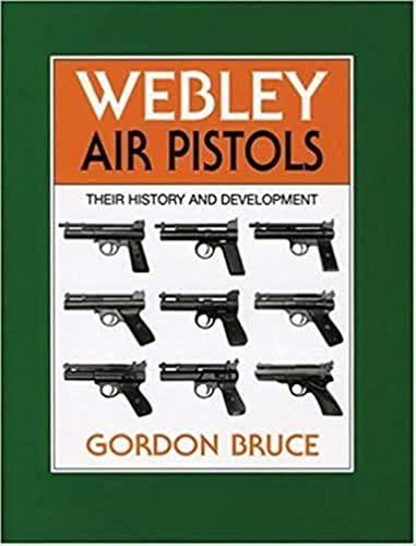 9780709066194: Webley Air Pistols: Their History and Development