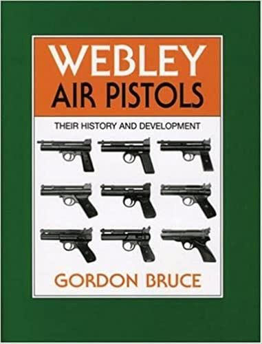 Webley Air Pistols: Their History and Development (9780709066194) by Bruce, Gordon