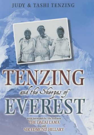 9780709072263: Tenzing and The Sherpas of Everest