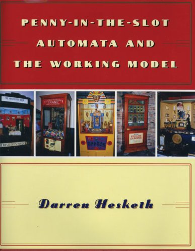 9780709074083: Penny-in-the-Slot Automata And The Working Model