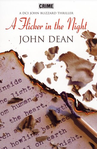 9780709078227: A Flicker in the Night (DCI John Blizzard Thrillers)