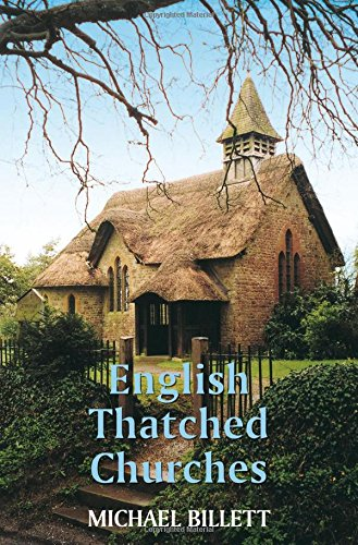 9780709079859: English Thatched Churches