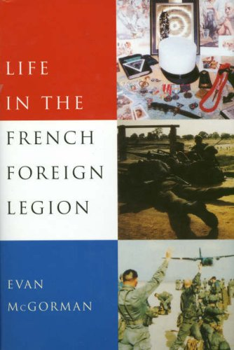 9780709085133: Life in the French Foreign Legion