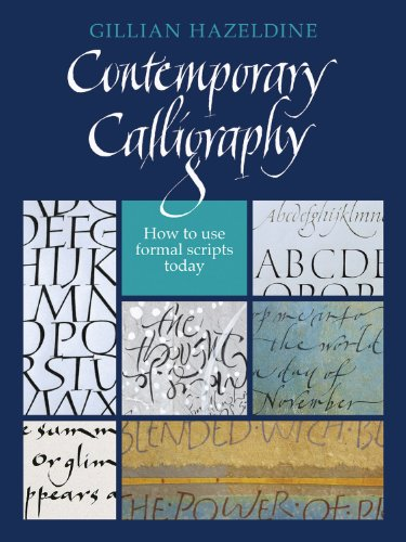 9780709087458: Contemporary Calligraphy: How to Use Formal Scripts Today