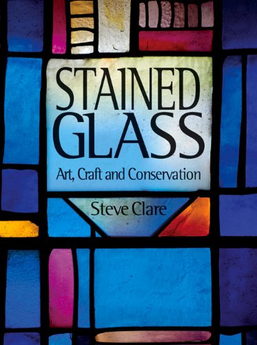 Stained Glass: Steve, Clare