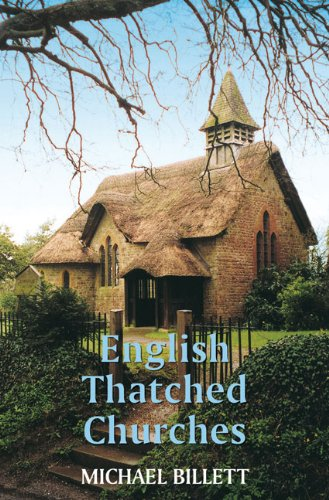 9780709089070: English Thatched Churches