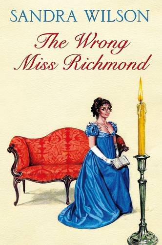 9780709090007: The Wrong Miss Richmond