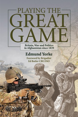 Playing the Great Game: Yorke, Edmund