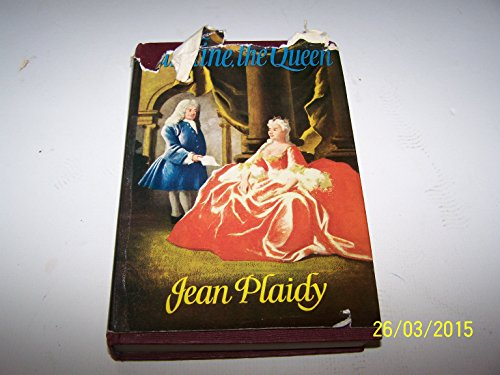 CAROLINE THE QUEEN: Plaidy, Jean