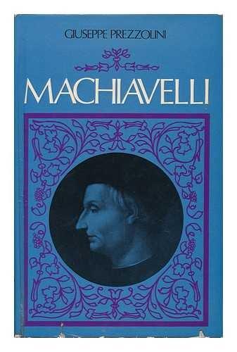 9780709102137: Machiavelli