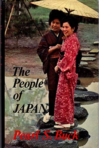 9780709103011: The people of Japan
