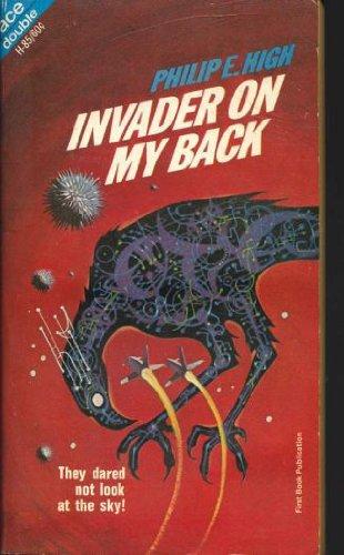 9780709103073: Invader on My Back / Destination: Saturn (Ace H-85)