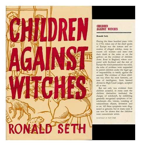 Children Against Witches.: SETH, Ronald.