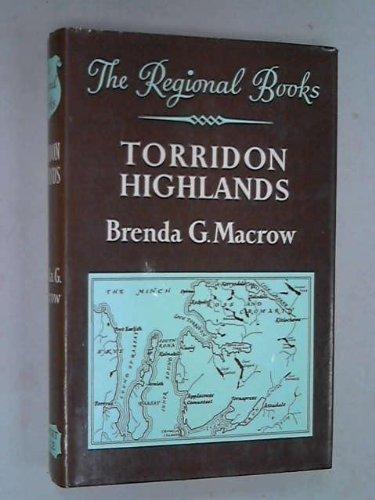 Torridon Highlands (Country Books): Brenda G. Macrow
