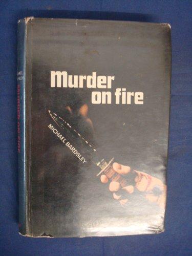 9780709108276: Murder on Fire