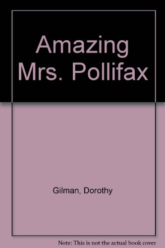 9780709118213: Amazing Mrs. Pollifax
