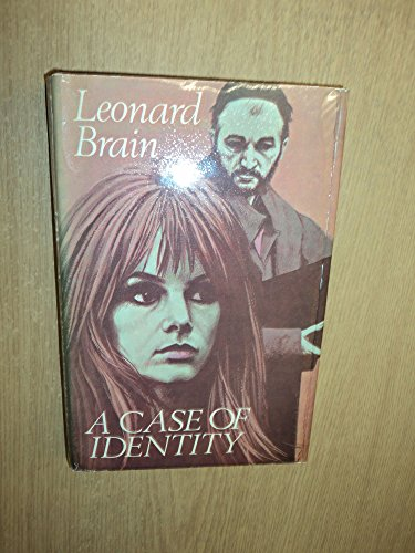 9780709119593: Case of Identity