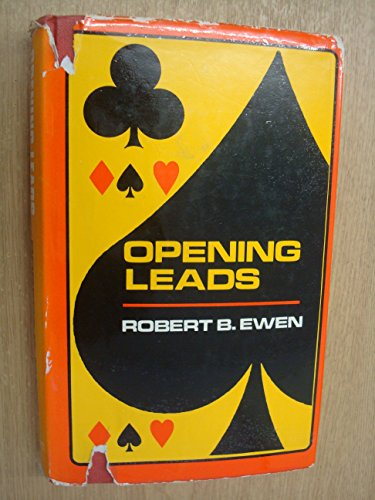 9780709121602: Opening Leads