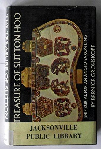 9780709123163: Treasure of Sutton Hoo