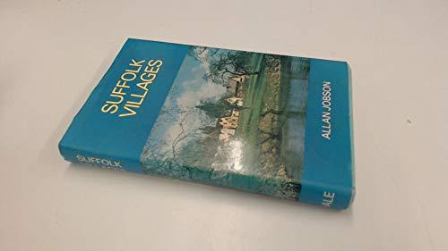 Suffolk Villages (The village series): Jobson, Allan