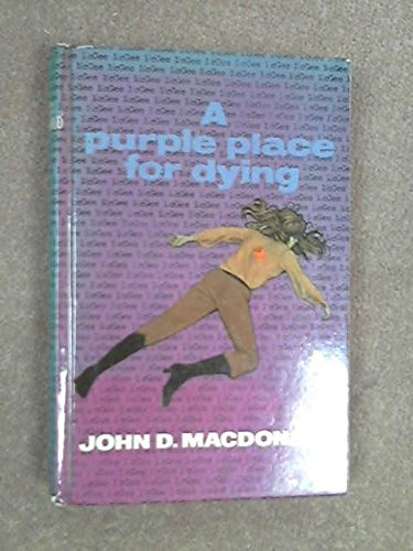 9780709125341: Purple Place for Dying