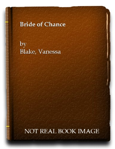 9780709128243: Bride of Chance