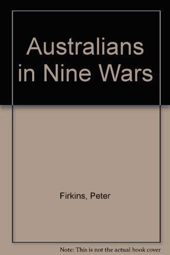 9780709129974: Australians in Nine Wars