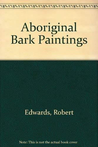 9780709136927: Aboriginal Bark Paintings