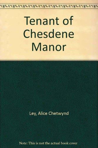 9780709139348: Tenant of Chesdene Manor
