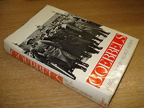 9780709139591: Goebbels