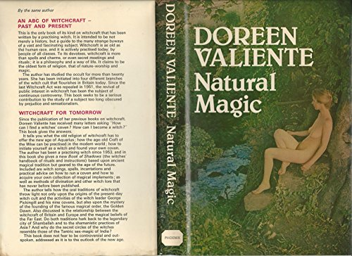9780709149163: Natural Magic