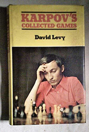 9780709149439: Karpov's Collected Games