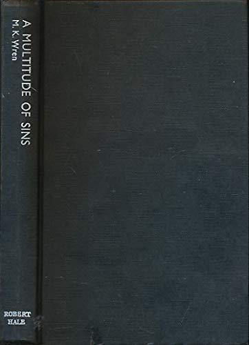 Multitude of Sins (0709155034) by M. K. Wren