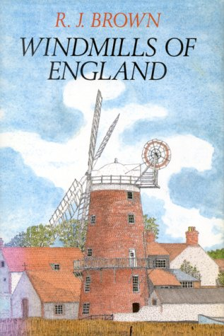 Windmills of England.