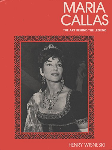 9780709156697: Maria Callas: The Art Behind the Legend