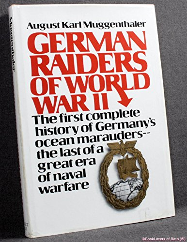9780709166832: German Raiders of World War II