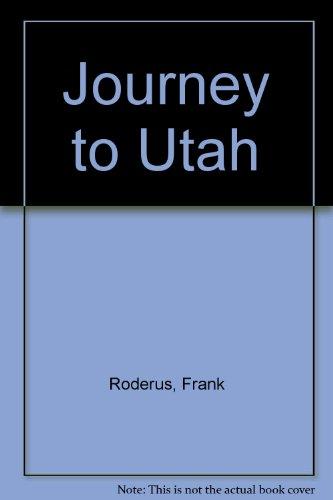 9780709171508: Journey to Utah